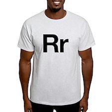 Helvetica Rr T-Shirt