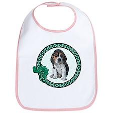 Irish Beagle Bib