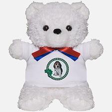 Irish Beagle Teddy Bear