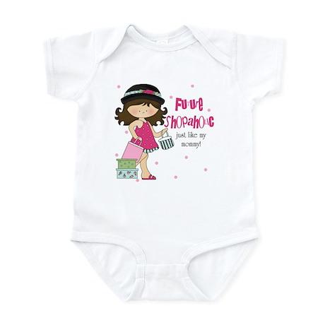 Future Shopaholic like Mommy Baby Infant Bodysuit