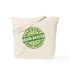 Certified Irish Dancer Tote Bag