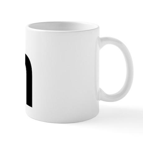 Helvetica Hh Mug