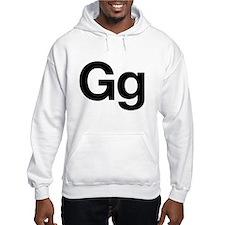 Helvetica Gg Hoodie
