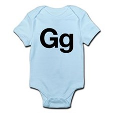 Helvetica Gg Infant Bodysuit