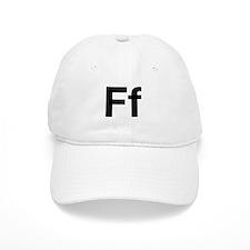Helvetica Ff Baseball Cap