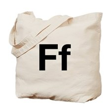 Helvetica Ff Tote Bag