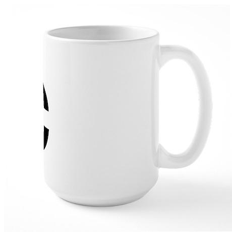 Helvetica Cc Large Mug