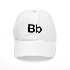 Helvetica Bb Baseball Cap