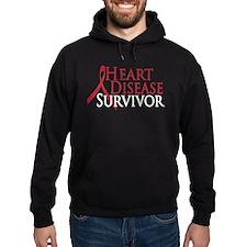 Heart Disease Survivor (2009) Hoodie