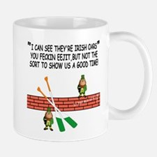 Irish whores spoof Mug