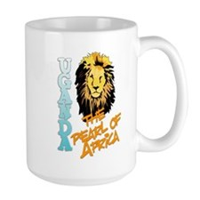 Pearl of Africa Mug