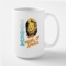 Pearl of Africa Mug