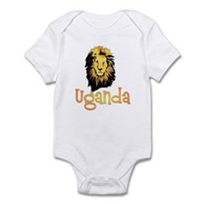 Pearl of Africa Infant Bodysuit