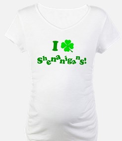 I Love Shenanigans! Shirt