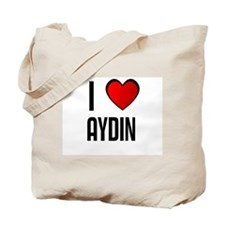 I LOVE AYDIN Tote Bag