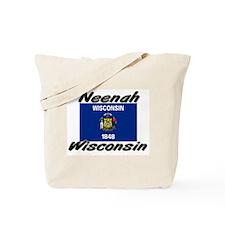 Neenah Wisconsin Tote Bag