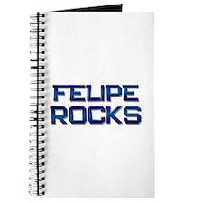 felipe rocks Journal