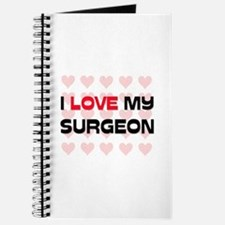 I Love My Surgeon Journal