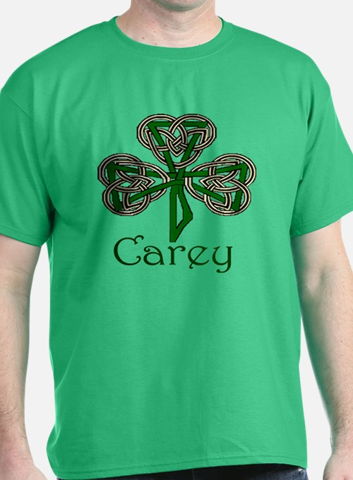 Carey Shamrock T-Shirt