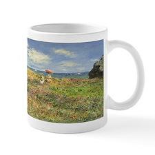 Claude Monet, Cliff Walk at Pourville Mug