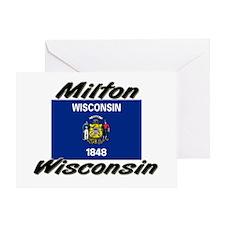 Milton Wisconsin Greeting Card