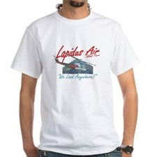 Lapidus Air Island Helicopter Tours Shirt