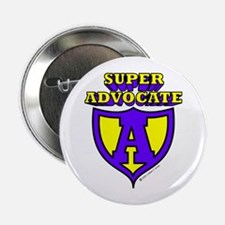 Super Advocate Logo Button