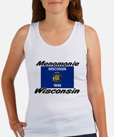 Menomonie Wisconsin Women's Tank Top