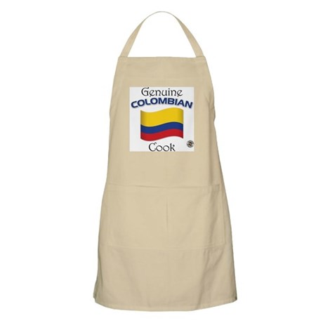 Genuine Colombian Cook BBQ Apron