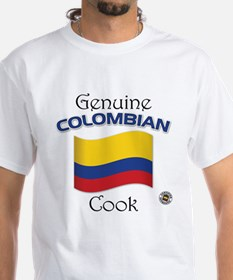 Genuine Colombian Cook Shirt