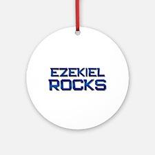 ezekiel rocks Ornament (Round)