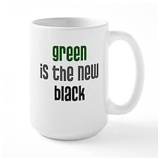 Green is the New Black - Mug