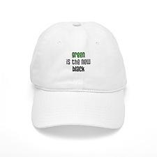 Green is the New Black - Baseball Cap