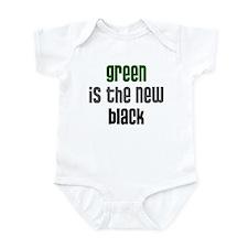 Green is the New Black - Infant Bodysuit