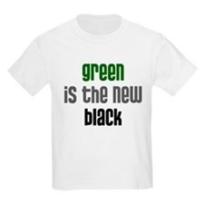 Green is the New Black - T-Shirt