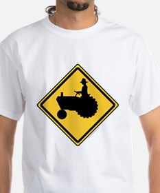 Tractor Sign Shirt