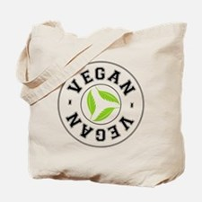 Sports Vegan Logo Tote Bag