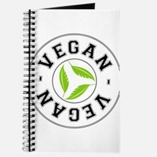 Sports Vegan Logo Journal