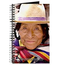 Quetchua Wise Woman - Journal