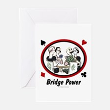 Bridge Power Greeting Cards (Pk of 10)