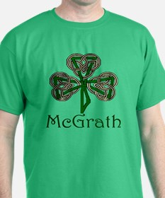 McGrath Shamrock T-Shirt