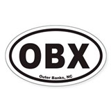 Outer banks Stickers