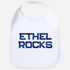 ethel rocks Bib