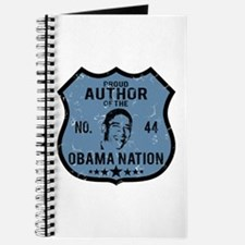 Author Obama Nation Journal