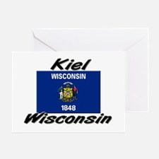 Kiel Wisconsin Greeting Card