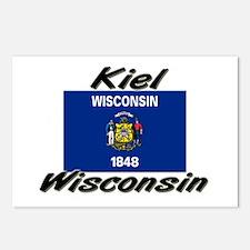 Kiel Wisconsin Postcards (Package of 8)