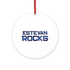 estevan rocks Ornament (Round)