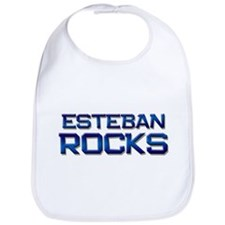 esteban rocks Bib