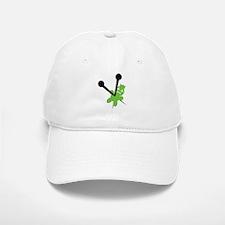 voodoo doll green Baseball Baseball Cap