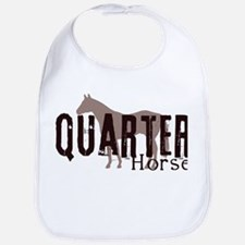 Quarter Horse Bib